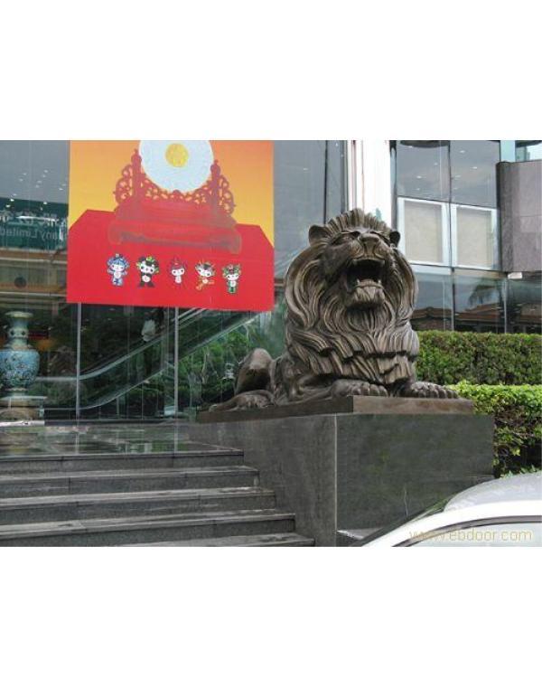 铸铜动物_青铜动物雕塑(图片)