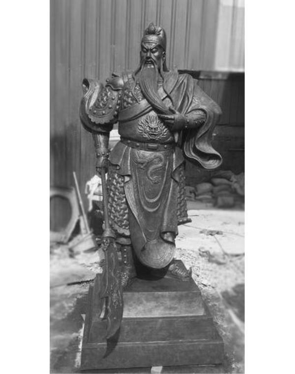 关公雕刻_关公像雕塑(图片)